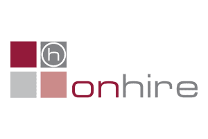 On Hire logo